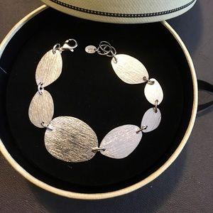 TOUS Aria silver vintage bracelet pre-loved
